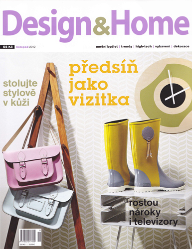 DESIGN & HOME/november 2012