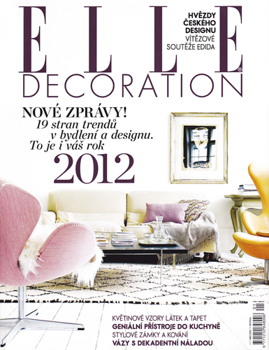 ELLE DECORATION/jar 2012