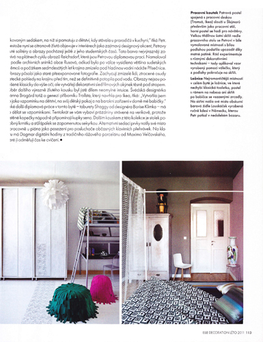 ELLE DECORATION/leto 2011