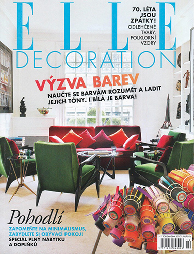 ELLE DECORATION/winter 2013