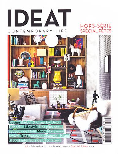 IDEAT, FRANCE/december 2014