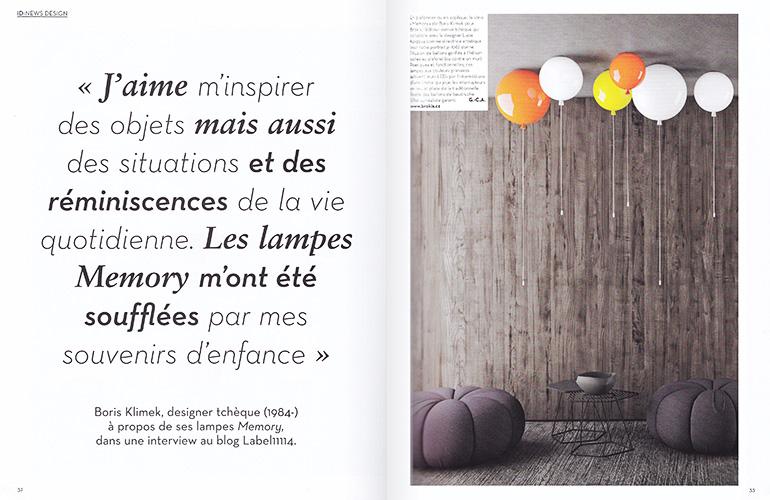 IDEAT, FRANCÚZSKO/december 2014