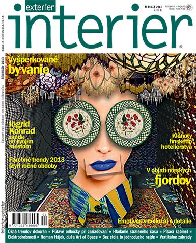 INTERIER-EXTERIER/february 2013