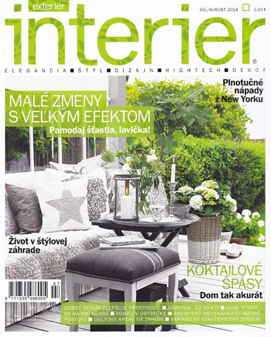 INTERIER-EXTERIER/May 2014