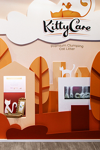 KITTY CARE / INTERZOO 2014