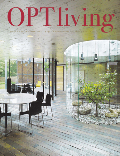 OPT LIVING/autumn 2010