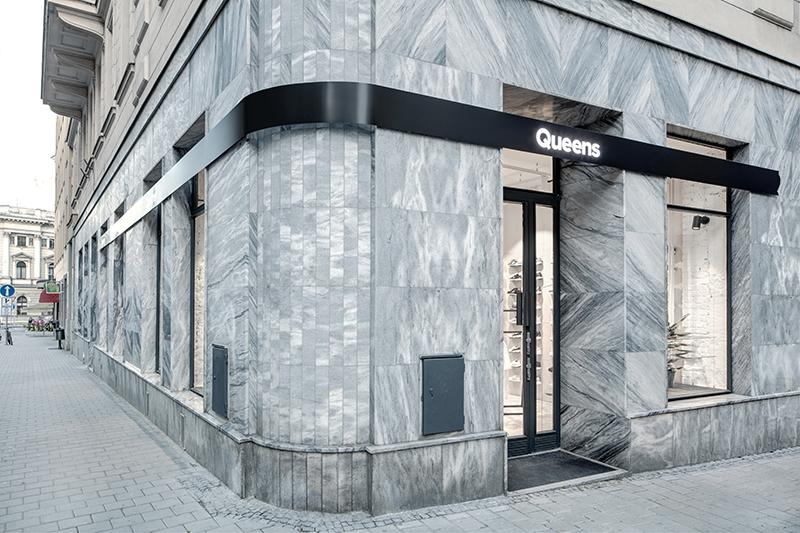 QUEENS / Brno