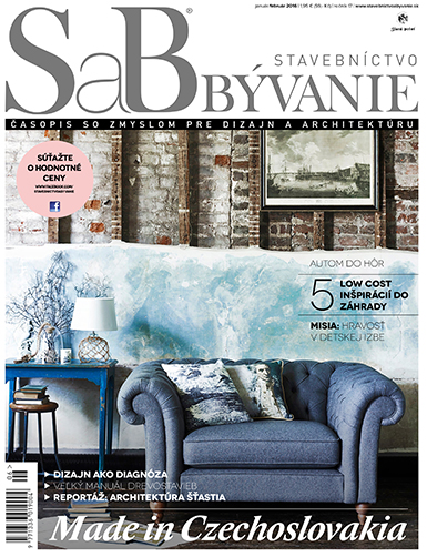 SaB Magazine /january-february 2016