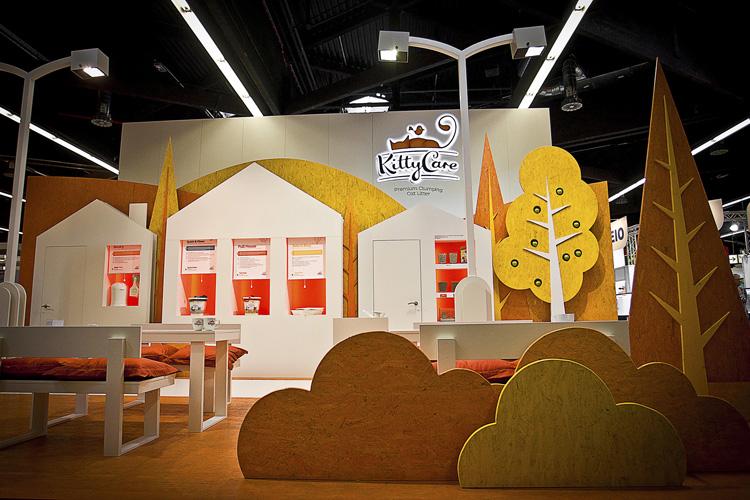 Sungard Exhibition Stand Year : Space boris klimek