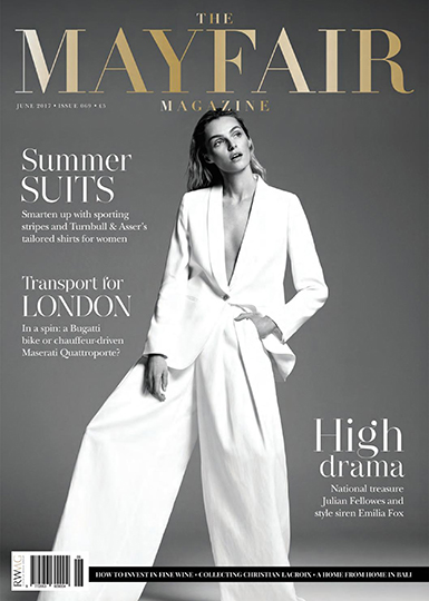 THE MAYFAIR MAGAZINE UK /june 2017