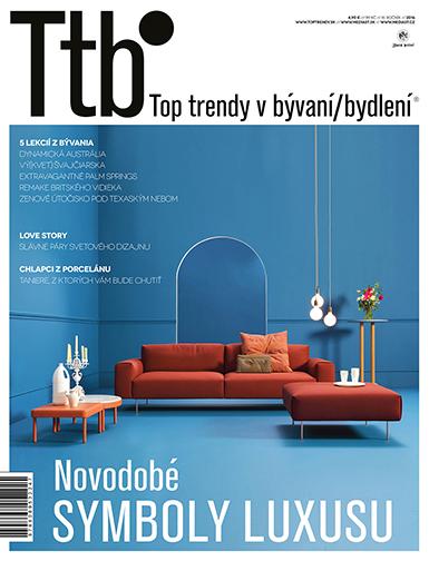 Top trendy v bývaní / XI_2016